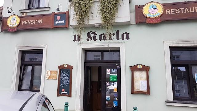 Švejk Restaurant U KARLA