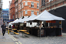 Street Food Union - Rupert Street SOHO, London, United Kingdom