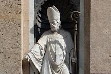 Chiesa del Gesu e dei Santi Ambrogio e Andrea, Genoa, Italy