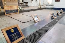 Shakespeare's Grave, Stratford-upon-Avon, United Kingdom