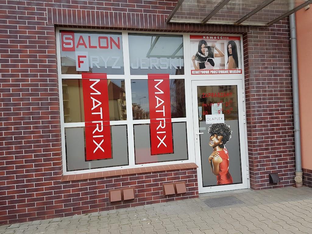Salon Fryzjerski Matrix Wrocław Trawowa Telefon 512 366 407