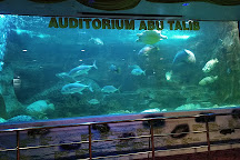 Aquarium of Fisheries Research Institute, Bayan Lepas, Malaysia