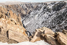 Pulpit Rock Overlook, Black Canyon Of The Gunnison National Park, United States