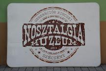 Nosztalgia muzeum, Szecseny, Hungary