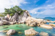 Hin Ta & Hin Yai Rocks, Ko Samui, Thailand