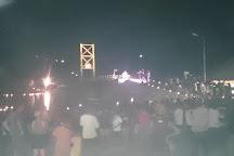 Yellow Bridge, Nusa Lembongan, Indonesia