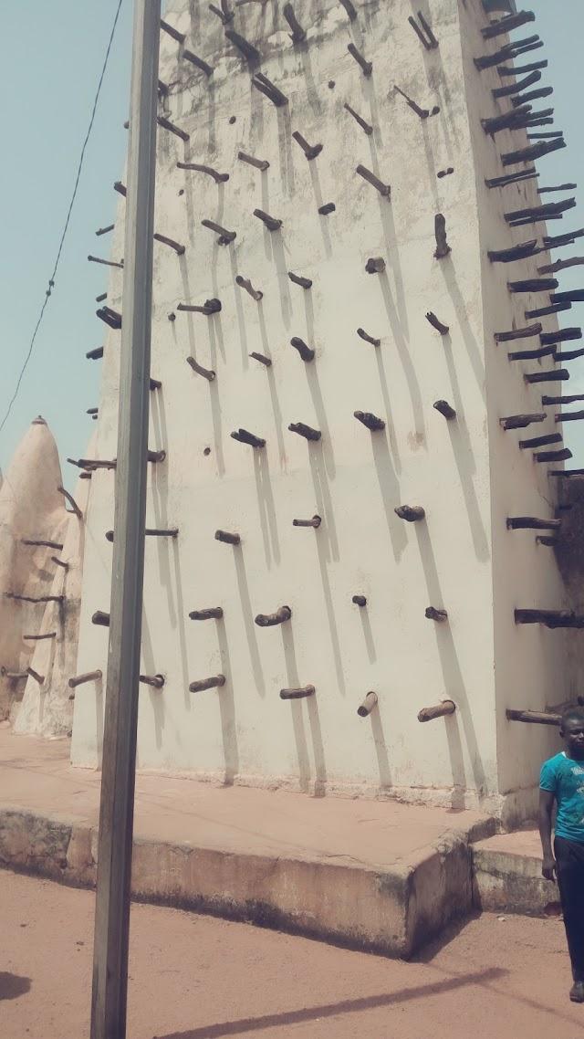 Grande Mosquée de Dioulassoba