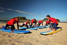 Hibiscus Surf School, Mount Maunganui, New Zealand