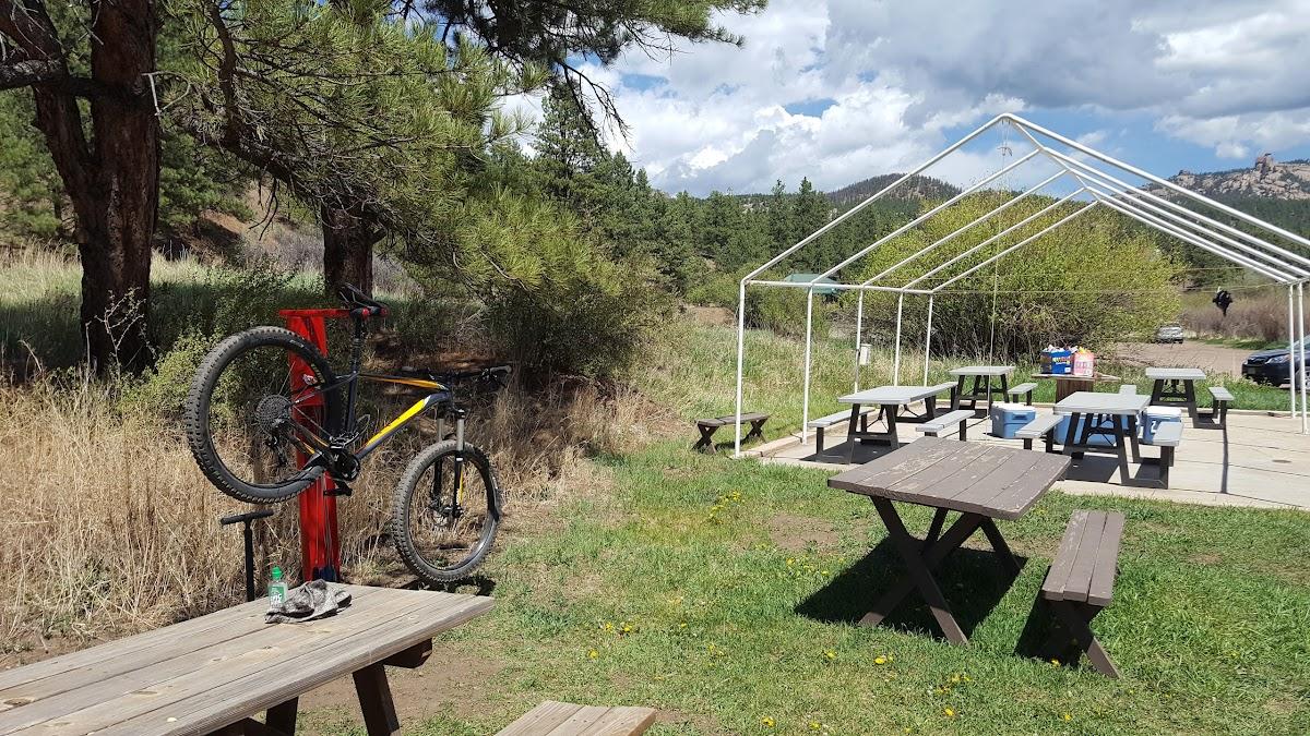 Buffalo Creek Mountain Bike Parking 18268 S Buffalo Creek Rd Image