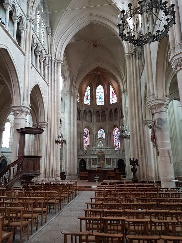 Église Notre-Dame de l'Assomption de Taverny