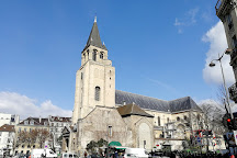Abbaye de Saint-Germain-des-Pres, Paris, France