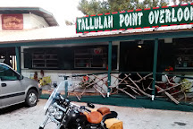 Tallulah Point Overlook, Tallulah Falls, United States