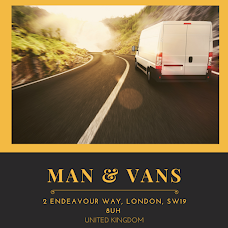 Man and Vans london