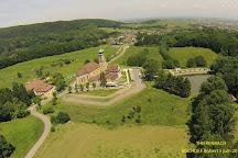 Basilique Notre Dame de Thierenbach, Jungholtz, France