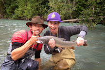 Pemberton Fish Finder, Pemberton, Canada