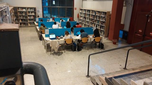 Biblioteca Centrale di Architettura