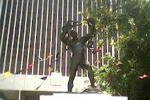 Freedom Statue, Lusaka, Zambia