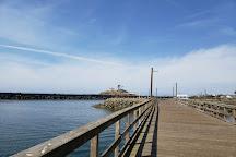 B Street Pier, Crescent City, United States