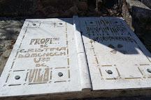 Modernist Cemetery, Lloret de Mar, Spain