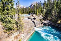 Natural Bridge, Yoho National Park, Canada
