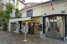 Horacij local food drink design, Ljubljana, Slovenia