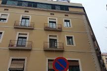 Placa George Orwell, Barcelona, Spain