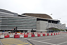 Hong Kong Convention and Exhibition Centre, Hong Kong, China