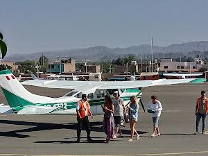 Aero Palcazu Perú - Nasca Lines - Líneas de Nasca 2