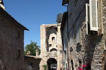 Porta San Giacomo, Assisi, Italy