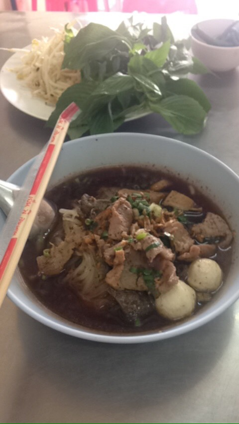 Kuay Tiaw Rue Ko Liang