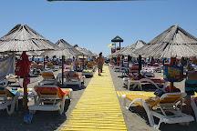 Long Beach, Ulcinj, Montenegro
