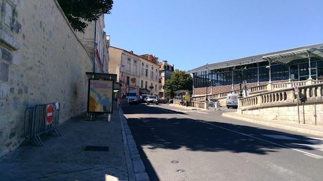 Ibis budget Angoulême Centre