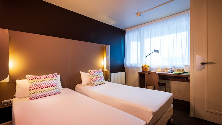 Hotel Campanile Amsterdam Amsterdam