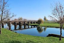 Drveni Most (Wooden Bridge), Karlovac, Croatia