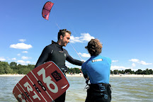 Kitesurfschool KiteMobile, Workum, The Netherlands