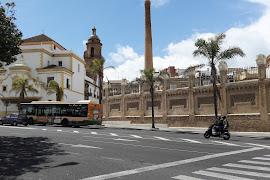 Железнодорожная станция  Cadiz