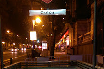 Plaza Colon, Madrid, Spain