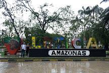Parque Santander, Leticia, Colombia