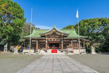 Osaka Gokoku Shrine, Osaka, Japan