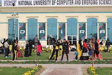 National University of Computer and Emerging Sciences Faisalabad-Chiniot Campus