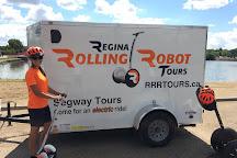 Regina Rolling Robot Tours, Regina, Canada