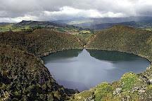 Laguna de Guatavita, Tierra Negra, Colombia