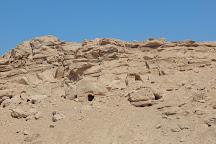 Tombs of El kab, Edfu, Egypt