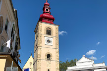Church of St. George, Ptuj, Slovenia