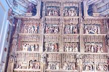 Monasterio de Santa Maria de El Paular, Rascafria, Spain