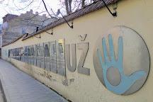 Republic of Uzupis Information Centre, Vilnius, Lithuania