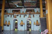 Shitthaung Temple, Mrauk U, Myanmar