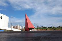 Museu de Arte Contemporanea, Goiania, Brazil