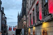 Castlehill Whisky, Edinburgh, United Kingdom