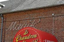 Le Chaudron Magik, Ville de Lisieux, France